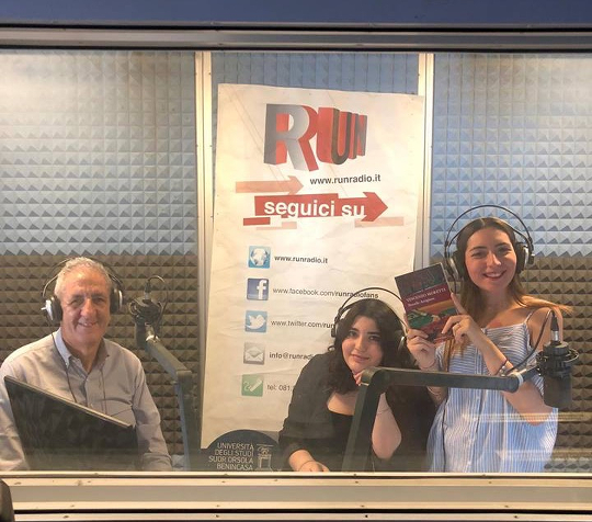 Novelle Artigiane a RunRadio: BookLovers, il podcast